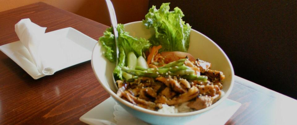 Pentagon Row Restaurants: Asia Bistro